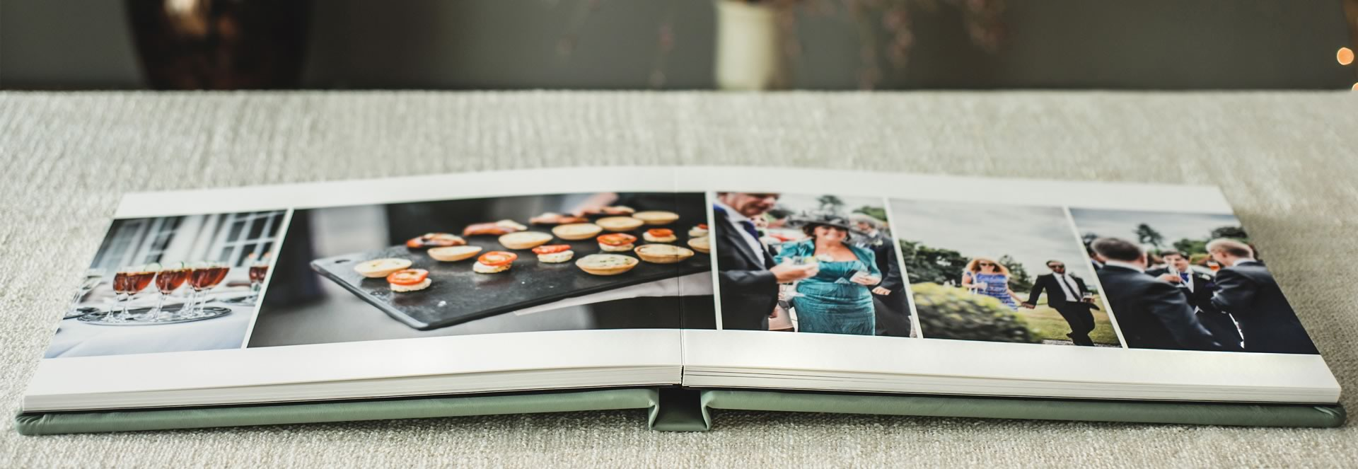 Wedding Albums, Fine Art Albums, Folio Albums and Story Books